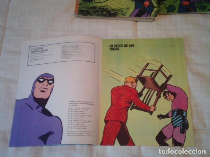 Cómics: EL HOMBRE ENMASCARADO - BURU LAN - 96 FASCICULOS - MUY BUEN ESTADO - COMPLETA - GORBAUD - Foto 67 - 209029080