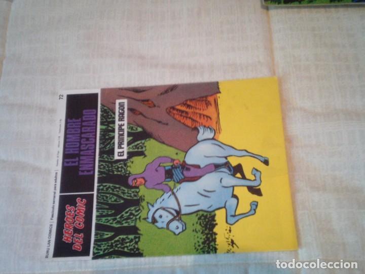 Cómics: EL HOMBRE ENMASCARADO - BURU LAN - 96 FASCICULOS - MUY BUEN ESTADO - COMPLETA - GORBAUD - Foto 71 - 209029080