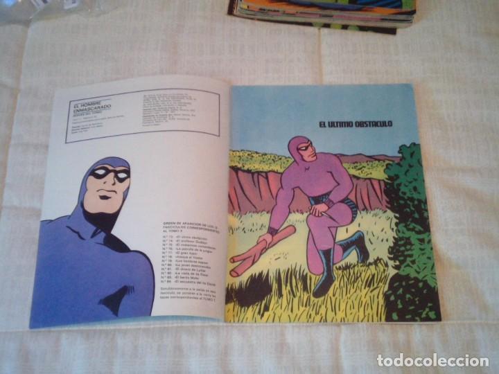 Cómics: EL HOMBRE ENMASCARADO - BURU LAN - 96 FASCICULOS - MUY BUEN ESTADO - COMPLETA - GORBAUD - Foto 76 - 209029080