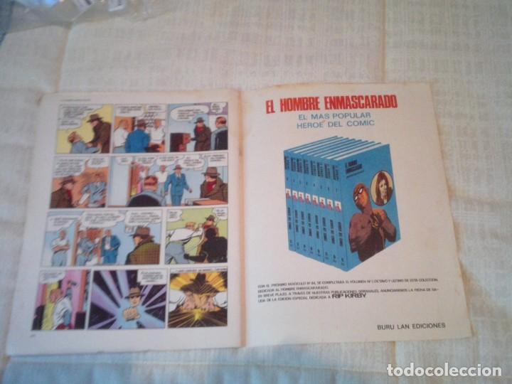 Cómics: EL HOMBRE ENMASCARADO - BURU LAN - 96 FASCICULOS - MUY BUEN ESTADO - COMPLETA - GORBAUD - Foto 82 - 209029080
