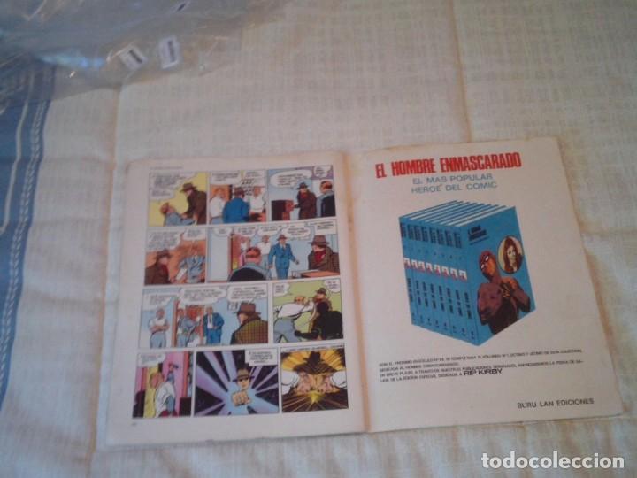 Cómics: EL HOMBRE ENMASCARADO - BURU LAN - 96 FASCICULOS - MUY BUEN ESTADO - COMPLETA - GORBAUD - Foto 83 - 209029080
