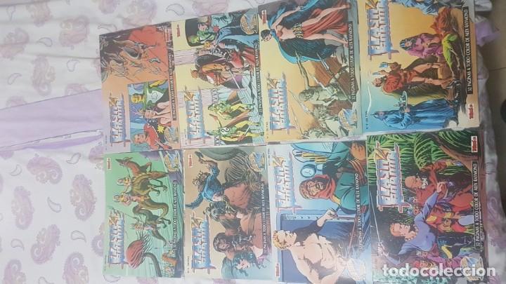 FLASH GORDON EJEMPLARES DEL 1 AL 18 Y DEL 55 AL 67 .BUEN ESTADO LOTE (Tebeos y Comics - Buru-Lan - Flash Gordon)