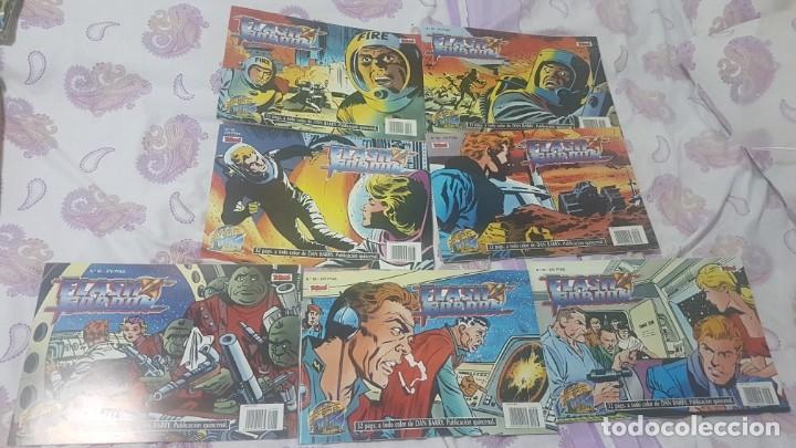 Cómics: Flash gordon ejemplares del 1 al 18 y del 55 al 67 .buen estado lote - Foto 3 - 209039546