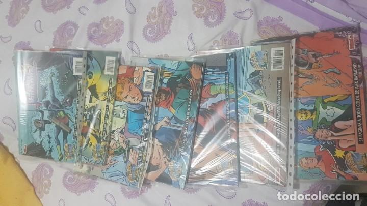 Cómics: Flash gordon ejemplares del 1 al 18 y del 55 al 67 .buen estado lote - Foto 7 - 209039546