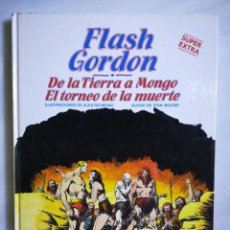 Cómics: FLASH GORDON SUPER EXTRA 1-2 E. BURULAN 1982. Lote 209592031