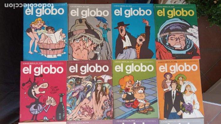 Cómics: EL GLOBO COLECCIÓN COMPLETA Y SUELTA 1 AL 21 - BURULAN - BURU LAN MUY BUEN ESTADO, VER FOTOS - Foto 10 - 209611078