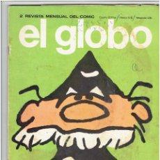Cómics: * EL GLOBO * Nº 2 * BURULAN EDICIONES 1973 *. Lote 208298558