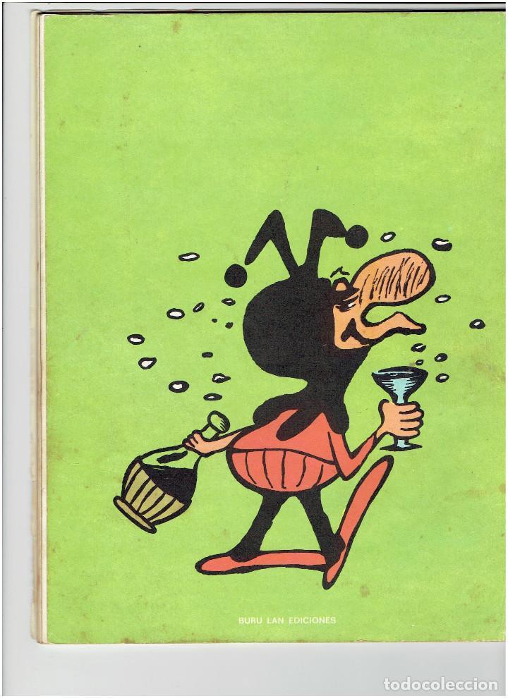 Cómics: * EL GLOBO * Nº 2 * BURULAN EDICIONES 1973 * - Foto 2 - 208298558