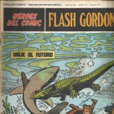 Cómics: FLASH GORDON Nº 64 VIAJE AL FUTURO BURU LAN AÑO 1972. Lote 210165616