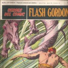 Cómics: FLASH GORDON Nº 010 EL MAR DEL MISTERIO BURU LAN AÑO 1972. Lote 210165990