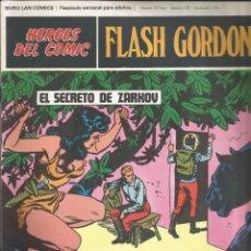 Cómics: FLASH GORDON Nº 73 EL SECRETO DE ZARKOV BURU LAN AÑO 1972. Lote 210166086