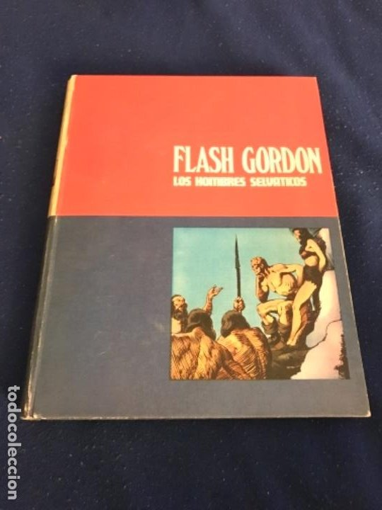 Cómics: FLASH GORDON TOMO Nº 2 EDITORIAL BURU LAN 1971 - Foto 2 - 210681295