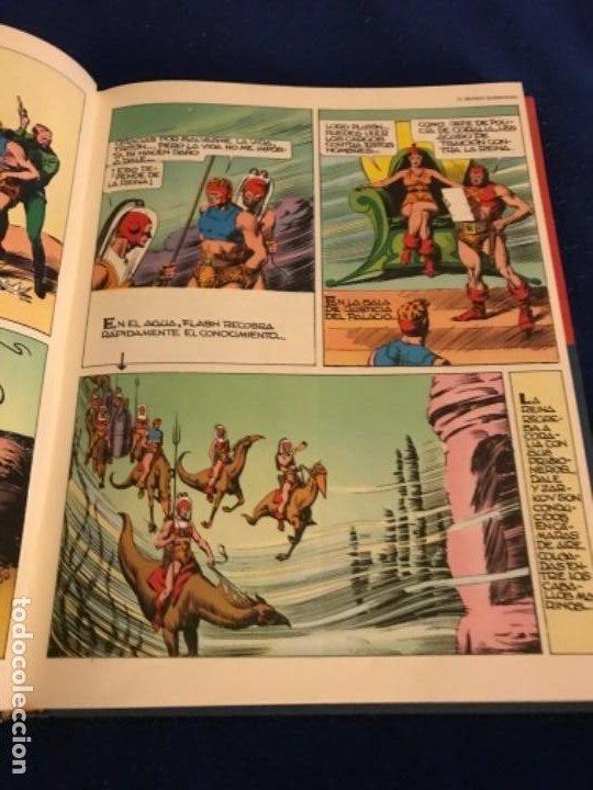 Cómics: FLASH GORDON TOMO Nº 2 EDITORIAL BURU LAN 1971 - Foto 4 - 210681295