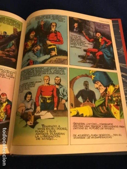 Cómics: FLASH GORDON TOMO Nº 2 EDITORIAL BURU LAN 1971 - Foto 7 - 210681295