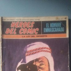 Cómics: HEROES DEL COMIC 8. Lote 210716477