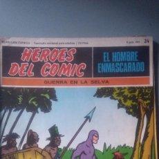 Cómics: HEROES DEL COMIC 24. Lote 210716604