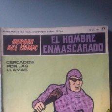 Cómics: HEROES DEL COMIC 27. Lote 210716646