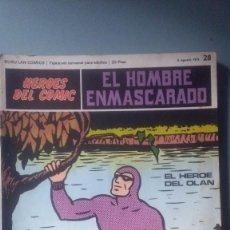 Cómics: HEROES DEL COMIC 28. Lote 210716684