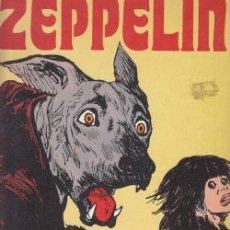 Comics: ZEPPELIN - REVISTA MENSUAL DEL COMIC - BURU LAN Nº 10. Lote 211271926