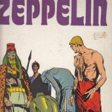 Cómics: ZEPPELIN - REVISTA MENSUAL DEL COMIC - BURU LAN Nº 8. Lote 211272044