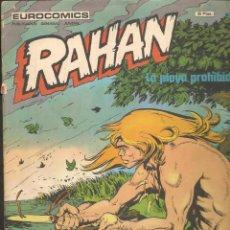 Cómics: RAHAN. Nº 18. LA PLAYA PROHIBIDA. BURULAN. (C/A7). Lote 211878615