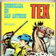 Cómics: Nº 36 TEX BURU LAN , S.A. 1971. Lote 212005520