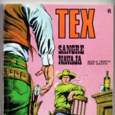 Cómics: Nº 44 TEX BURU LAN , S.A. 1971. Lote 212006340