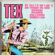 Cómics: Nº 60 TEX BURU LAN , S.A. 1971. Lote 212008331