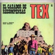 Cómics: Nº 61 TEX BURU LAN , S.A. 1971. Lote 212008460