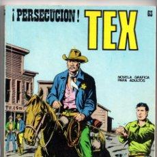 Cómics: Nº 63 TEX BURU LAN , S.A. 1971. Lote 212008812