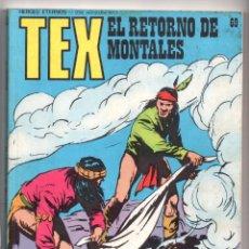 Cómics: Nº 69 TEX BURU LAN , S.A. 1971. Lote 212009712