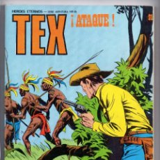 Cómics: Nº 91 TEX BURU LAN , S.A. 1971. Lote 212011156