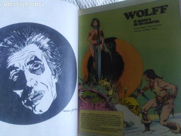 Cómics: Dracula. 5 X infinito. Delta 99. Burulan 1971. - Foto 8 - 212339806