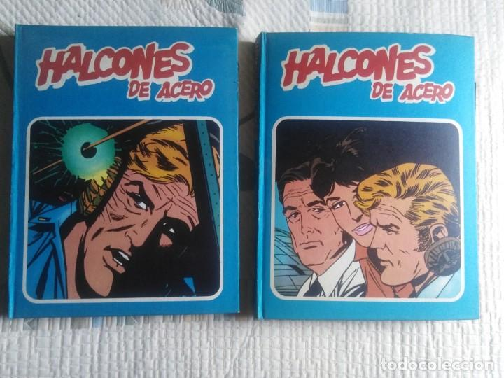 Cómics: Halcones acero. Burulan. Completa. Excelente estado. - Foto 5 - 212349491