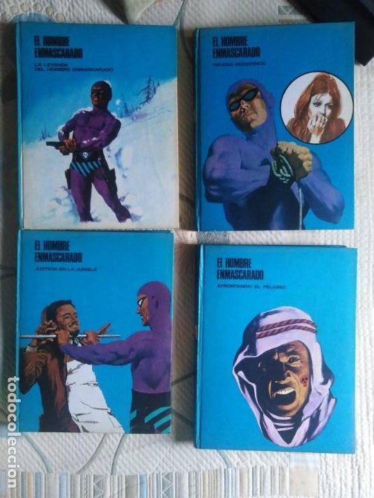 Cómics: El hombre enmascarado. Burulan. 8 tomos. Completa. - Foto 4 - 212354496
