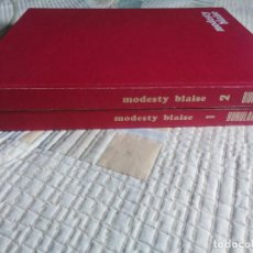 Cómics: MODESTY BLAISE. BURULAN. COMPLETA.. Lote 212356787