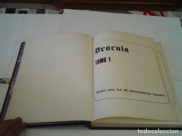 Cómics: DRACULA - BURU LAN - COLECCION COMPLETA - 6 TOMOS - BUEN ESTADO - GORBAUD - Foto 9 - 212727612