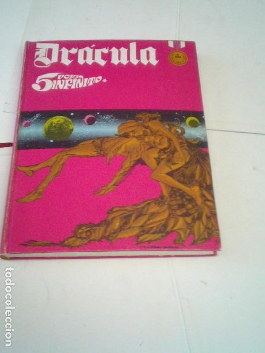Cómics: DRACULA - BURU LAN - COLECCION COMPLETA - 6 TOMOS - BUEN ESTADO - GORBAUD - Foto 16 - 212727612