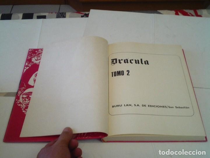 Cómics: DRACULA - BURU LAN - COLECCION COMPLETA - 6 TOMOS - BUEN ESTADO - GORBAUD - Foto 18 - 212727612