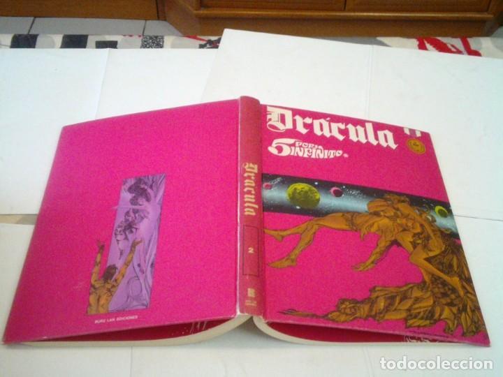 Cómics: DRACULA - BURU LAN - COLECCION COMPLETA - 6 TOMOS - BUEN ESTADO - GORBAUD - Foto 24 - 212727612