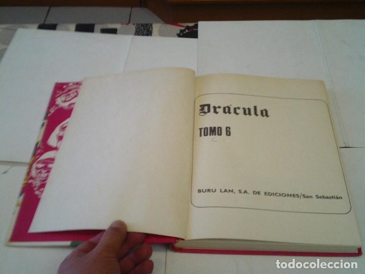 Cómics: DRACULA - BURU LAN - COLECCION COMPLETA - 6 TOMOS - BUEN ESTADO - GORBAUD - Foto 55 - 212727612