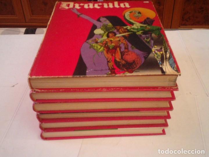 Cómics: DRACULA - BURU LAN - COLECCION COMPLETA - 6 TOMOS+ 1 TOMO CON PORTADAS- BE - GORBAUD - Foto 2 - 53978865