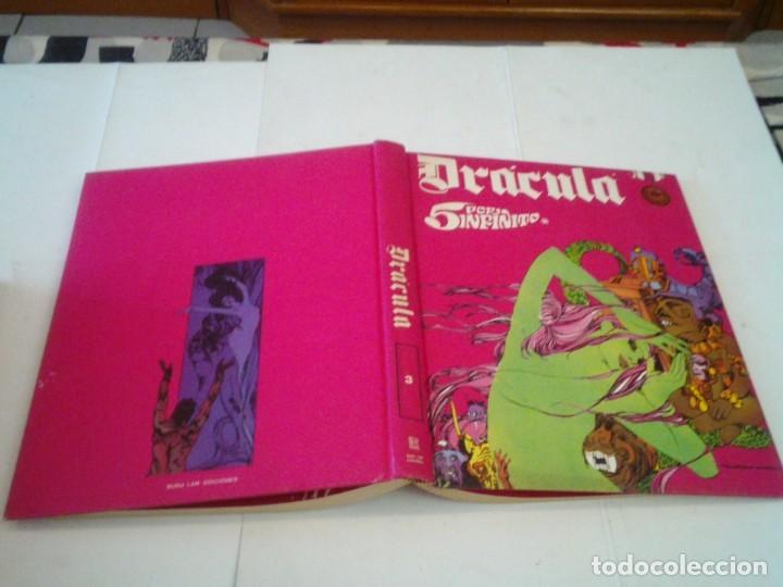 Cómics: DRACULA - BURU LAN - COLECCION COMPLETA - 6 TOMOS+ 1 TOMO CON PORTADAS- BE - GORBAUD - Foto 31 - 53978865
