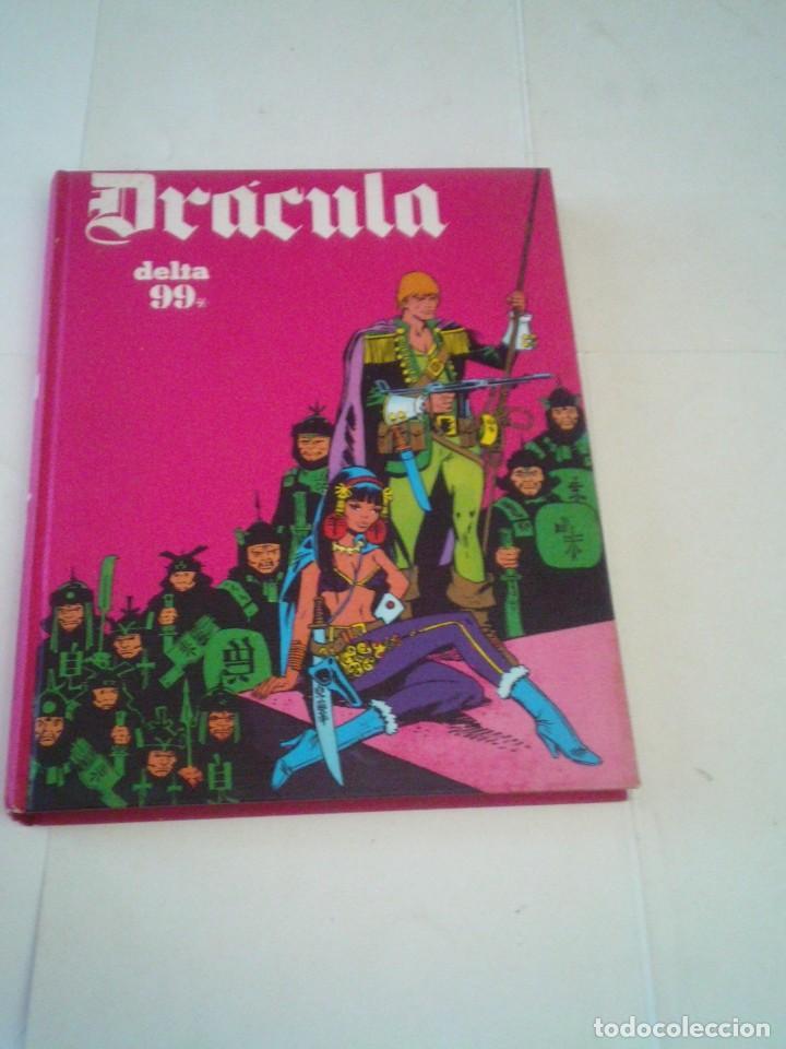 Cómics: DRACULA - BURU LAN - COLECCION COMPLETA - 6 TOMOS+ 1 TOMO CON PORTADAS- BE - GORBAUD - Foto 32 - 53978865