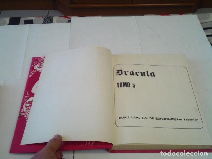 Cómics: DRACULA - BURU LAN - COLECCION COMPLETA - 6 TOMOS+ 1 TOMO CON PORTADAS- BE - GORBAUD - Foto 43 - 53978865