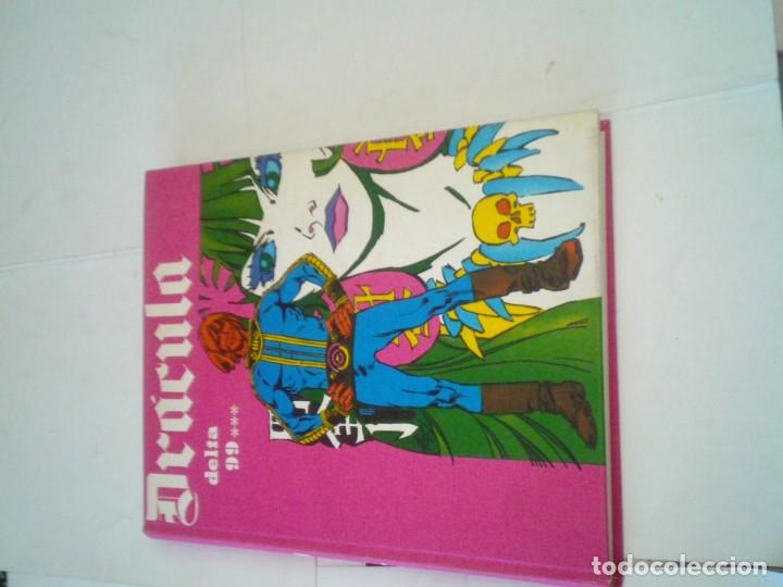 Cómics: DRACULA - BURU LAN - COLECCION COMPLETA - 6 TOMOS+ 1 TOMO CON PORTADAS- BE - GORBAUD - Foto 50 - 53978865
