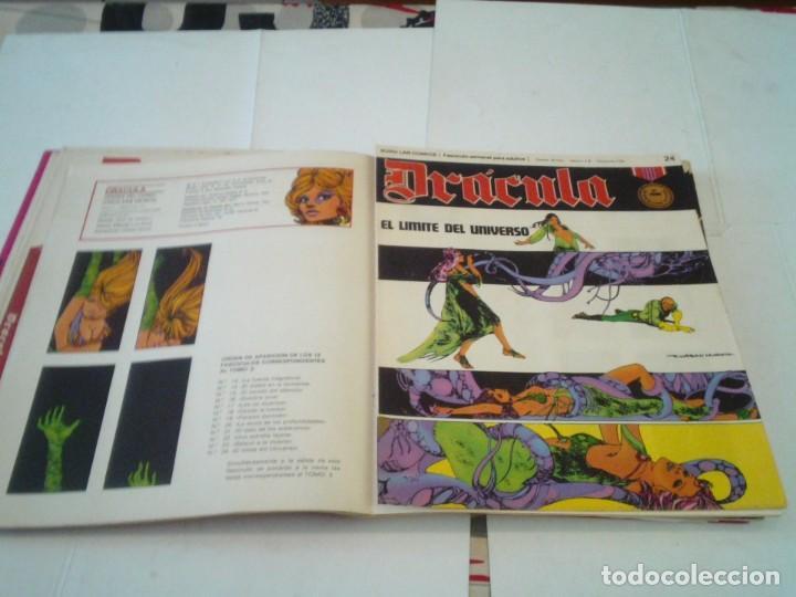 Cómics: DRACULA - BURU LAN - COLECCION COMPLETA - 6 TOMOS+ 1 TOMO CON PORTADAS- BE - GORBAUD - Foto 65 - 53978865
