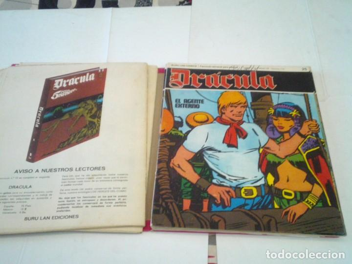 Cómics: DRACULA - BURU LAN - COLECCION COMPLETA - 6 TOMOS+ 1 TOMO CON PORTADAS- BE - GORBAUD - Foto 66 - 53978865