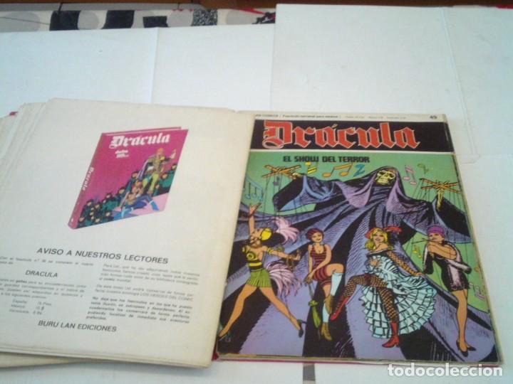 Cómics: DRACULA - BURU LAN - COLECCION COMPLETA - 6 TOMOS+ 1 TOMO CON PORTADAS- BE - GORBAUD - Foto 70 - 53978865