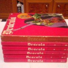 Cómics: DRACULA - BURU LAN - COLECCION COMPLETA - 6 TOMOS+ 1 TOMO CON PORTADAS- BE - GORBAUD. Lote 53978865